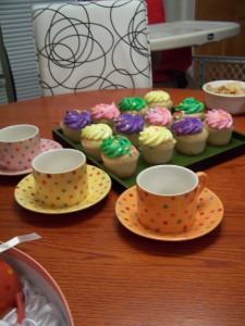 cupcakes and chai